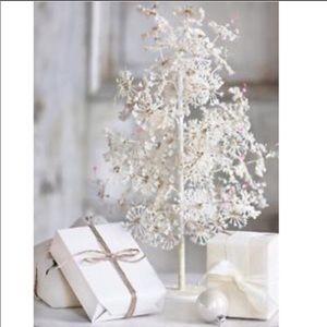 Free People Glitter Christmas Mini Tree